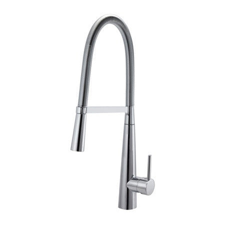 tall riveo kitchen faucets pull out single handle in chrome a220140