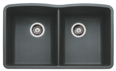 Blanco Sink - Diamond U 2 - Anthracite