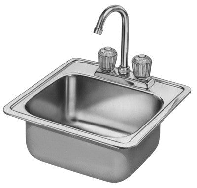 Bar and Hospitality Sink Kit