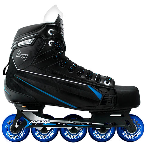 Alkali Revel 4 Senior Inline Hockey Goalie Skates Sr
