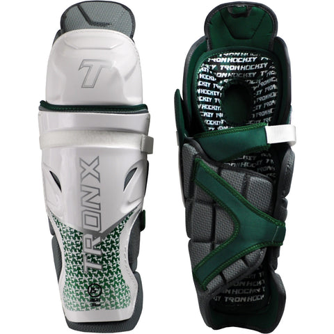 TronX Velocity LS Hockey Shin Guards Sr