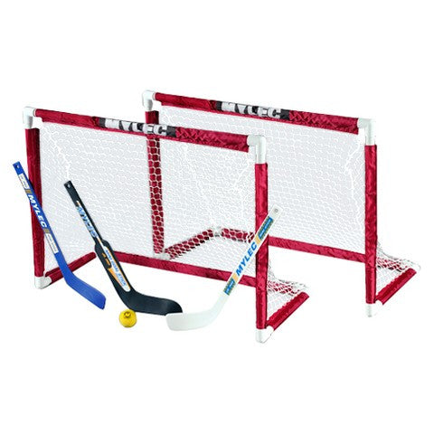 Mylec 2pack Mini Goal Set