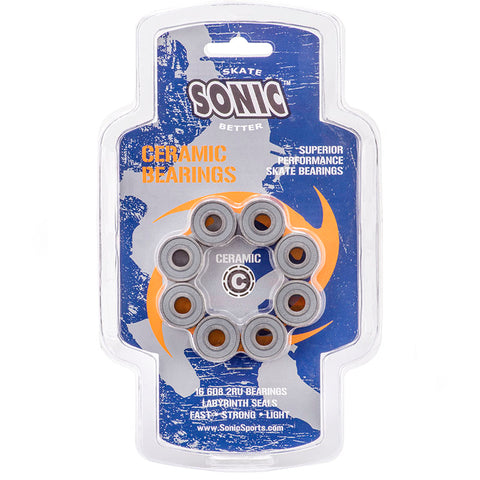 Sonic Ceramic Bearings