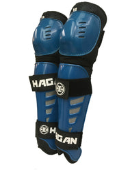 Hagan H-5 Dek Hockey Shin Guards