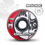 Rink Rat Identity XXX Hockey Wheels