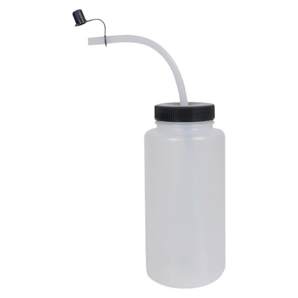 A&R Water Bottle w/ Curved Straw