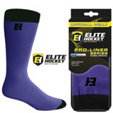 Elite Pro-Liner Hockey Skate Socks Jr