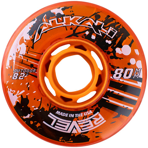 Alkali Revel Outdoor Hockey Wheels
