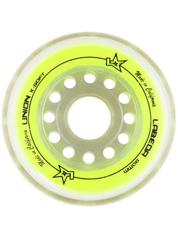 Labeda Union Hockey Wheels