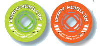 Revision Clinger Hockey Goalie Wheels 47mm
