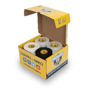 Howies Tape Cube Combo 20Rolls -  6 options
