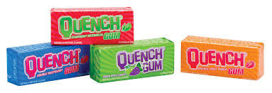 Quench Gum 10 Piece Pack