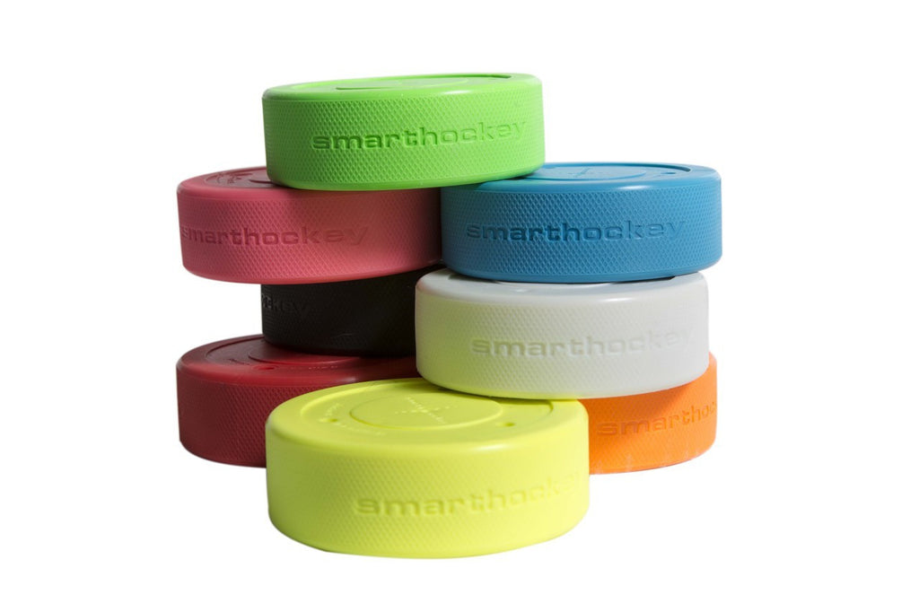 Smart Hockey Training Pucks