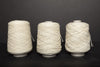 4-Ply Worsted Wool Warp, Natural White