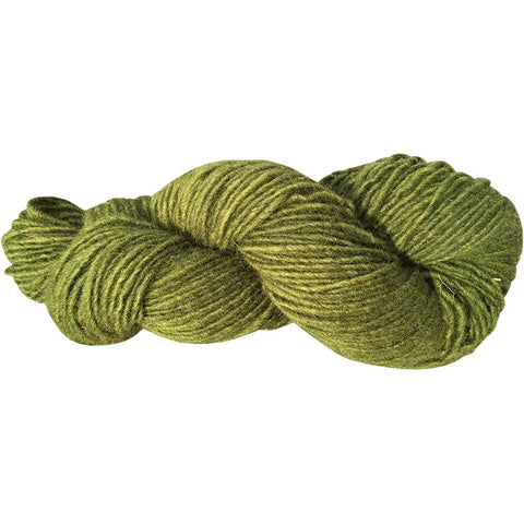 Cottonwood, Hand-dyed Medium Weight Churro Yarn