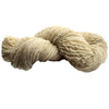 Ivory, Hand-dyed Medium Weight Churro Yarn