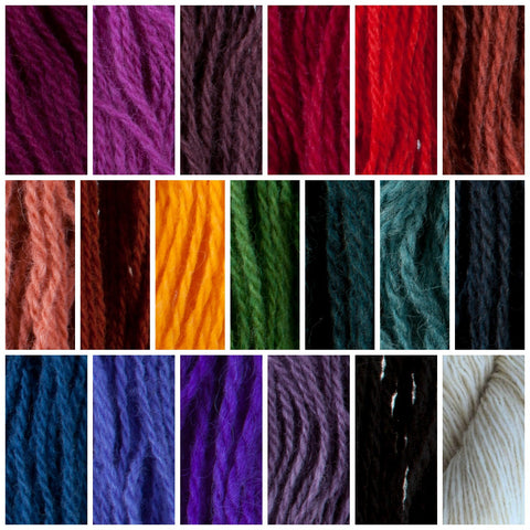 Kristina's Colors Yarn Bale (2-ply Tapestry Yarn)