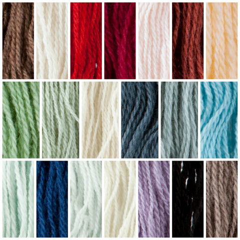 Rachel's Colors Yarn Bale (2-ply Tapestry Yarn)