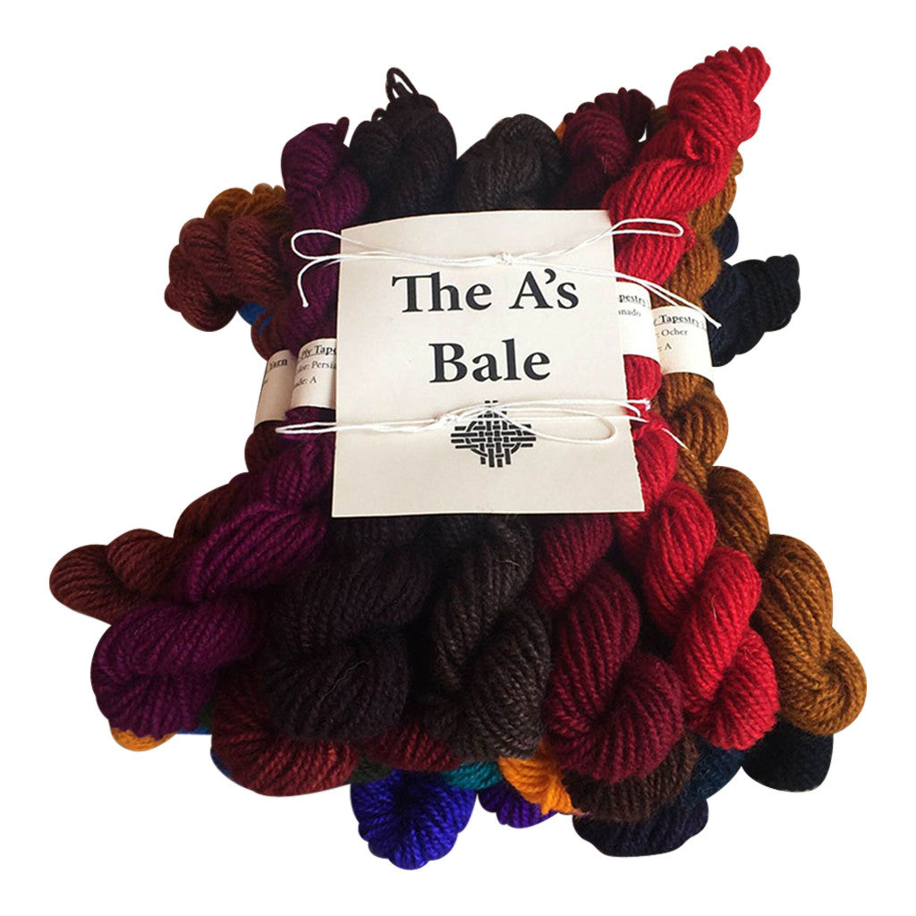 The A's Yarn Bale (2-ply Tapestry Yarn)
