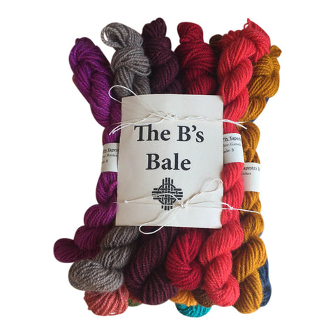 The B's Yarn Bale (2-ply Tapestry Yarn)