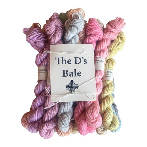 The D's Yarn Bale (2-ply Tapestry Yarn)