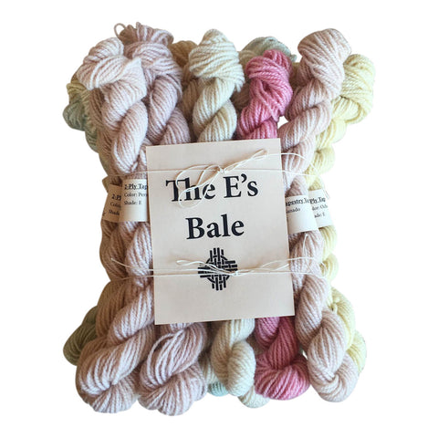 The E's Yarn Bale (2-ply Tapestry Yarn)