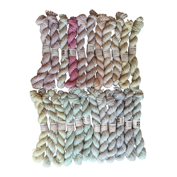 Collection: The Full Run of 2-Ply Tapestry Yarn Bales