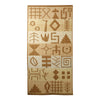 Three Rivers Glyphs by Connie Enzmann-Forneris