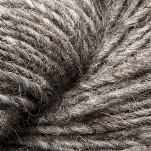 Natural Medium Grey Medium Weight Churro Yarn
