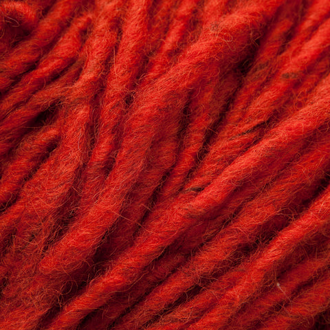 Paprika, Hand-dyed Rug Yarn