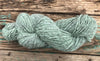Sagebrush, Hand-dyed Medium Weight Churro Yarn