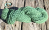 Seafoam, Hand-dyed Medium Weight Churro Yarn