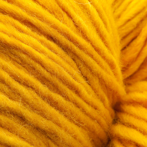 Sunflower, Hand-dyed Rug Yarn