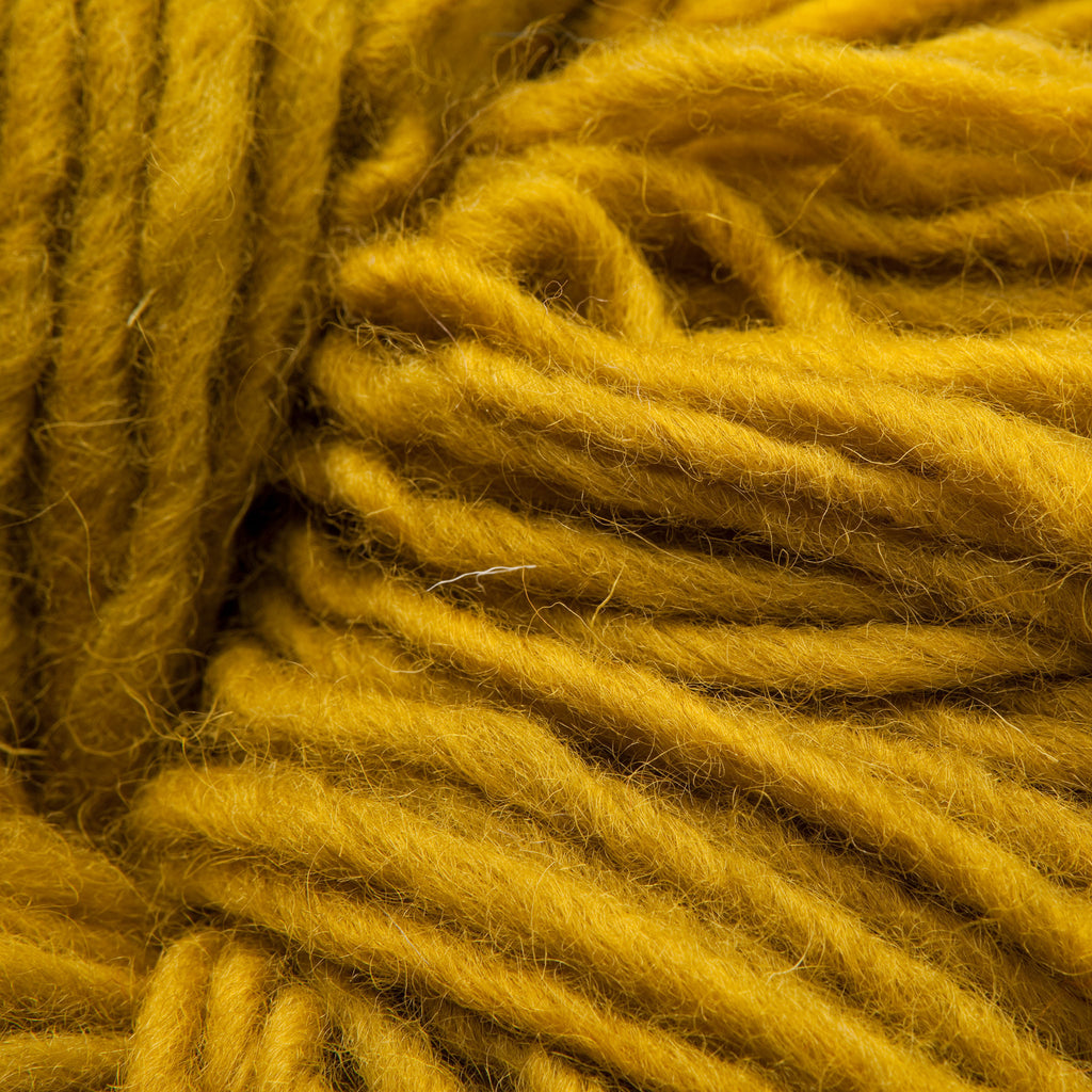 Venetian Yellow, Hand-dyed Rug Yarn