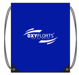 This free carrying bag comes with every purchase. Holds your OxyFloats with or without your portable oxygen tank.