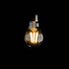 Festoon Lighting Black 240v