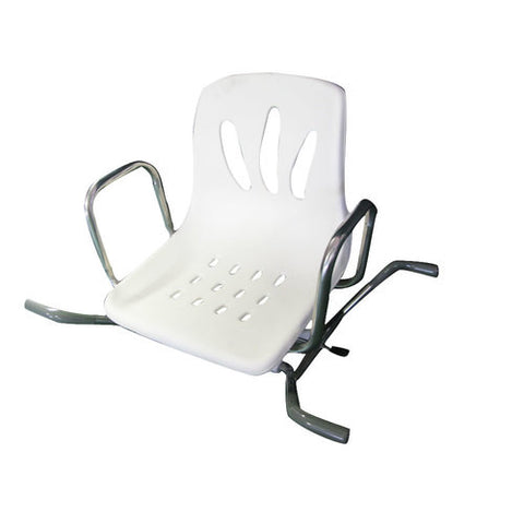 Swivelling Bath Seat (white) -