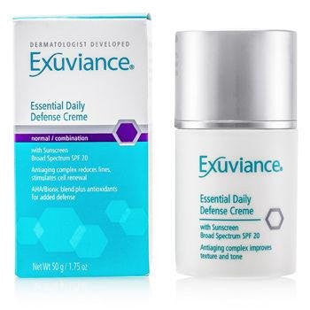 Exuviance Essential Daily Defense Fluid 1.75oz -