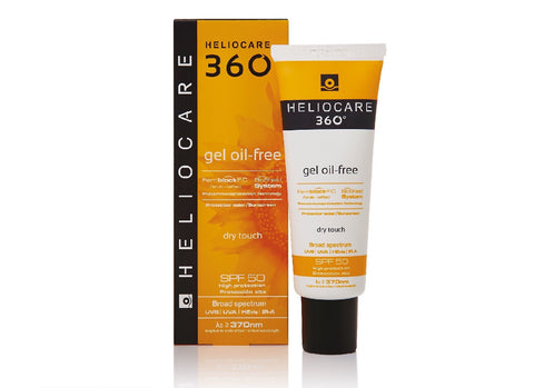 Heliocare 360 Gel - Oil Free 50ml -