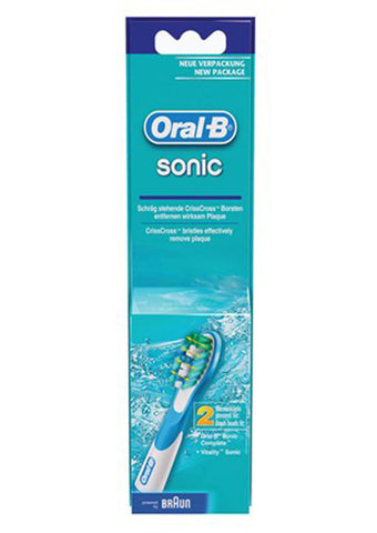 Oral B Sonic Brush Head SR18-2 -