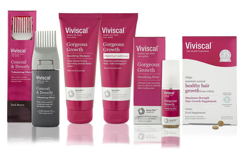 Viviscal Pink Hair Loss Program