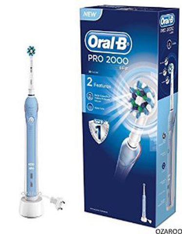 Oral B Pro 2000 Cross Action Power Brush -