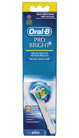 Oral B Probright Brush Head EB18-2 -