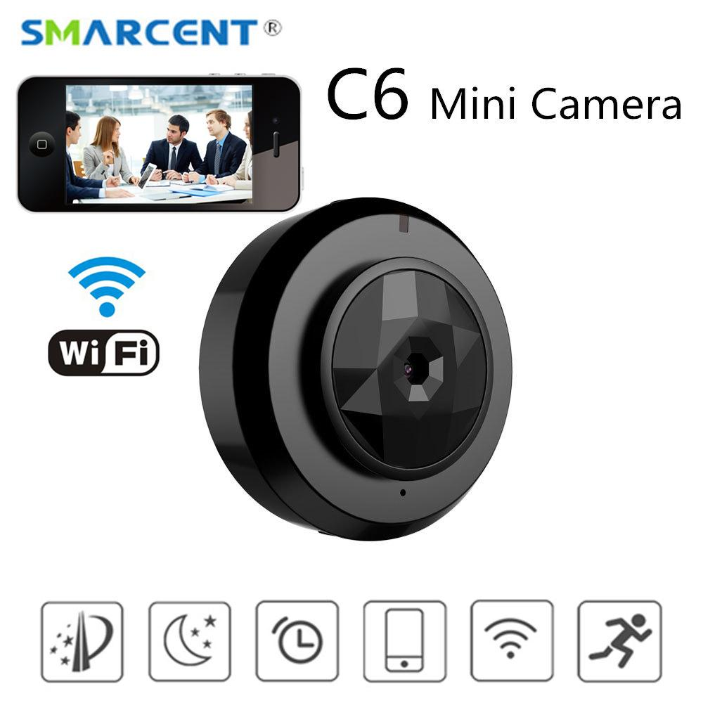 Mini Camera For Baby Monitoring Or Home Security