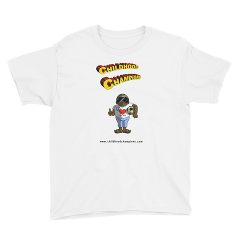 Yasin Abdul boys youth tee-shirt
