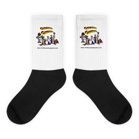 Childhood Champions unisex socks