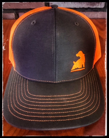 TKO Blaze Orange Trucker Hat