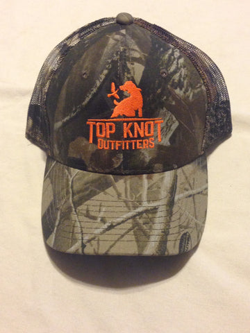 TKO Camo Mesh Back Hat