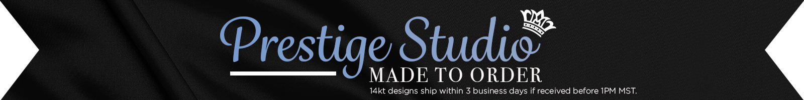 Prestige Studio Made to order Fine jewelry by Metalsmiths Sterling