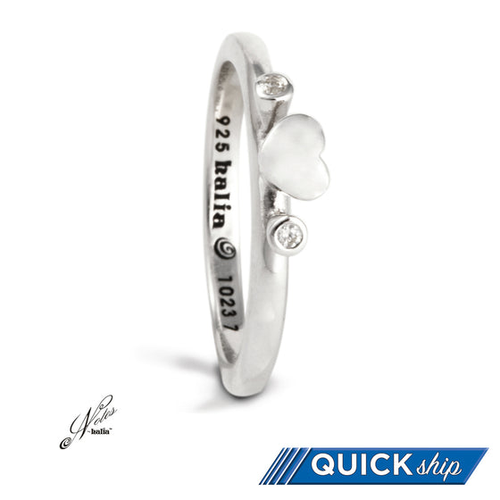Precious One Stacking Ring - Quick Ship